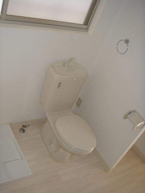 トイレ&室内洗濯機置場