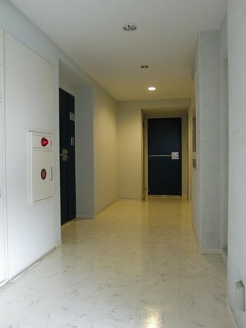 ホテルライクな中廊下仕様